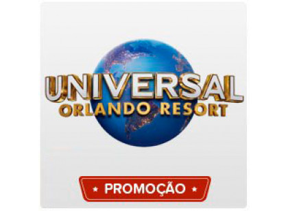 UNIVERSAL - 03 Dias   03 Parques - 3º Parque Grátis